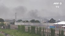 Gunfire in ongo capital as Kabila's mandate expires[1]
