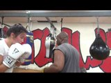 3 min of a boxing workout is like 10 min of other sports! EsNews Boxing