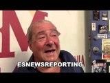bob arum manny has 2 fights left EsNews Boxing