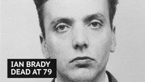 Moors murderer Ian Brady dies aged 79