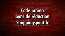 Code promo, bons de réduction et codes réduc sur Shoppingspout.fr
