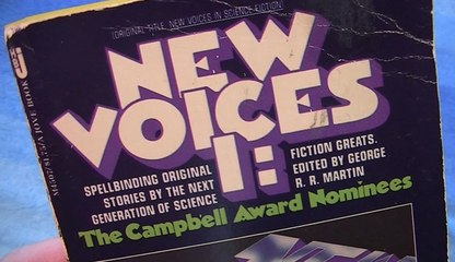 New Voices 1 - by George R. R. Martin