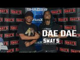 Dae Dae Explains Why he Freestyles His Songs, Gang Life in Atlanta + Freestyles Live!