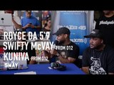 Royce Da 5'9 and D12 on Eminem Being the First Rapper Signed in Detroit, Legacy of Shady Records