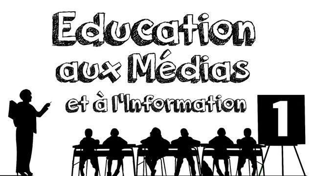 EMI 1 - Education aux médias et à l'information à l'école