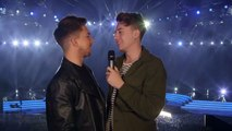 The X Factor Backstage with TalkTalk - Matt dishes on Christmas Week!-ns7DtukUYSs
