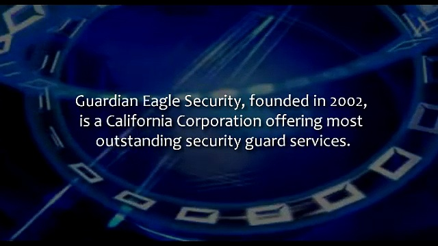 Outstanding Security Guard Services And Patrol Services – Ges.net