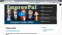 IMPROVPAL  REVIEW – DISCOUNT AND SPECIAL BONUSES
