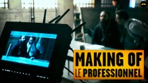 Le Professionnel (Freddy Gladieux / SLM3K) -  MAKING-OF