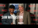 """Sam Waterston Discusses """"Gay Geyser"""" Role next to Charlie Sheen and Jane Fonda"""