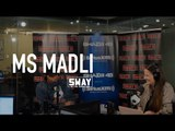 Friday Fire Cypher: Ms Madli Shocks with European & 90's Underground Hip Hop Inspired Sounds