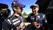 Dakar 2017   Stéphane Peterhansel sacré pour la 13e fois, Peugeot s offre un triplé