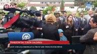 Trabzon'da şehit düşen Çetingöz için komutanı gözyaşı döktü: 'Koruyamadım'