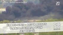 Etats-Unis: Deux morts  dans le crash d'un jet privé