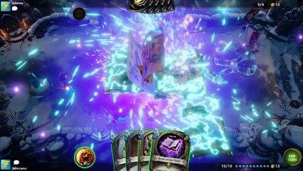 Hand of the Gods: SMITE Tactics Reveal