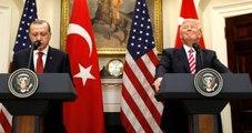 Beyaz Saray'daki Kritik Görüşmede Erdoğan'ın Övgüsü, Trump'ın Yüz İfadesini Değiştirdi
