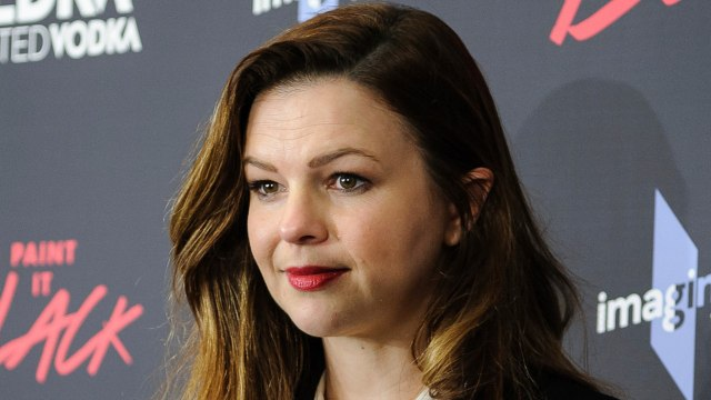 Amber Tamblyn Praises Amy Schumer and Amy Poehler