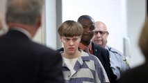 Fed Shares Jailhouse Footage Of Dylann Roof With Press