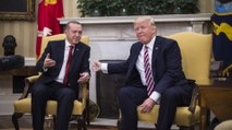 Trump's news conference with Erdogan, in less than 3 minutes