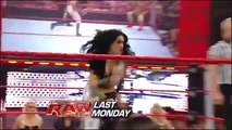 WWE Maryse and Michelle McCool vs Maria and Melina show