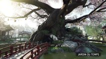For Honor - Carte jardin du temple