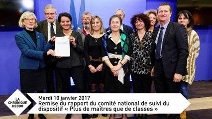 Des 30 ans d'ERASMUS aux tablettes numériques - Chronique Hebdo N°105