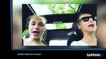 Audrey Lamy et Chloé Jouannet rappent sur du Diam's en voiture !