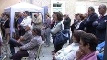 Hautes-Alpes : la député socialiste Karine Berger en campagne pour les législatives