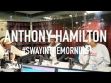 Anthony Hamilton on Performing at the White House, Recording with Young Thug + 5 Fingers of Death