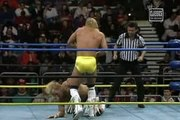 Brian Pillman NWA Tag Team with Steve Austin Vs. Ricky Steamboat and Shane Douglas 27.03.93