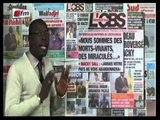 Revue de presse - 02 Janvier 2013