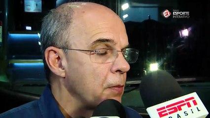 Bandeira de Mello garante que não acontecerá uma 'caça às bruxas' no Flamengo após eliminação