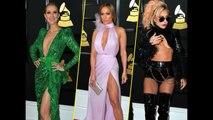 Grammy Awards  Céline Dion,J-Lo,Lady Gaga  Distinction,classe et trash attitude sur le red carpet