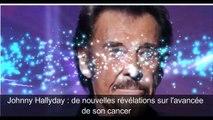 Johnny Hallyday   Son Fils David donne des nouvelles révélations sur l avancée de son cancer