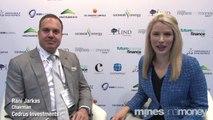 Rani Jarkas- Cedrus Investments Renewable & Clean Energy Outlook.