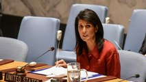 Nikki Haley vows to 'call out' states backing North Korea and slap sanctions on them
