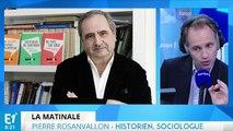 Transparence politique, confiance, populisme: Pierre Rosanvallon répond aux questions de Fabien Namias
