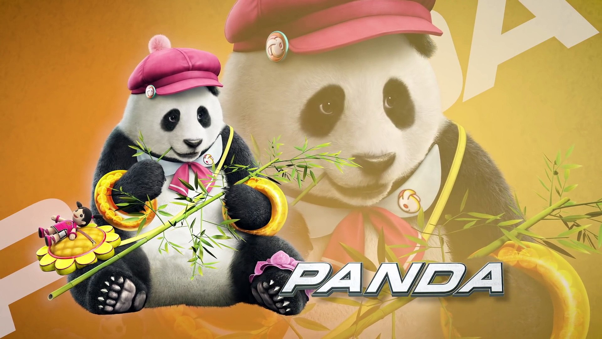 Tekken 7 Kuma Panda Reveal Trailer Xb1 Ps4 Steam Video Dailymotion