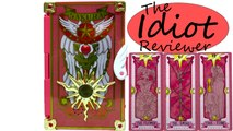 Toy Review: Cardcaptor Sakura Sakura Card Book (Sakura Book)
