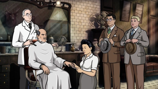 Archer Season 8 Episode 8 - (OFFICIAL FX) - Watch Series