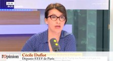 Cécile Duflot : «Emmanuel Macron va mener une politique de droite»