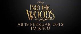 INTO THE WOODS - Clip - Wer würde vor einem Prinzen davonlaufen - Ab 19.2.2015 im Kino _