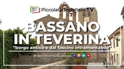 Bassano in Teverina - PIccola Grande Italia