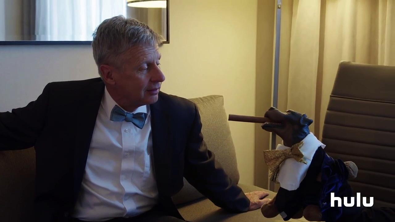 Triumph Meets Libertarian Candidate Gary Johnson • Triumph on