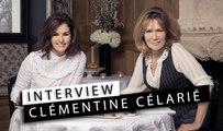 Faustine Bollaert - Interview Clémentine Célarié