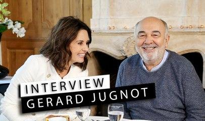 Faustine Bollaert - Interview Gérard Jugnot