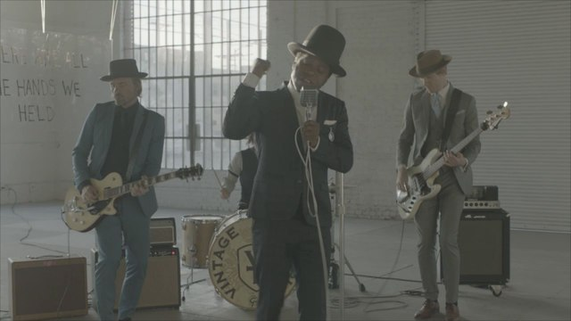 Vintage Trouble - Doin' What You Were Doin'