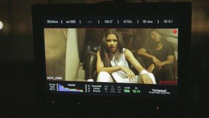 Zendaya - Replay - Behind the Scenes