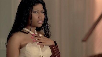 Nicki Minaj - Right Thru Me