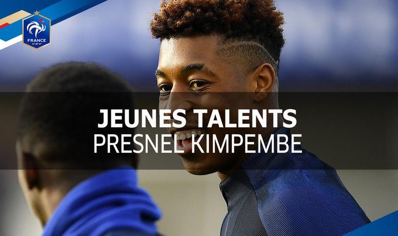 Jeunes Talents : Presnel Kimpembe, épisode 2